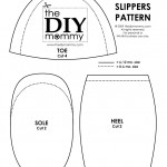 The-DIY-Mommy---Soft-Baby-Slippers