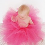 Make a Simple Baby Tutu by The DIY Mommy