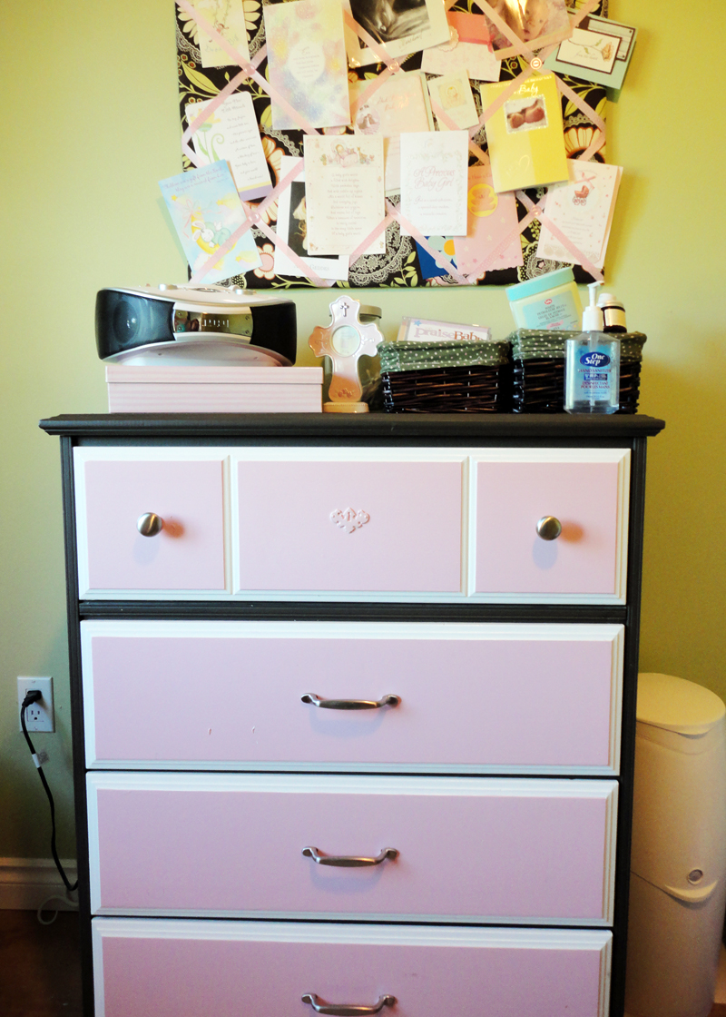 Paint a Boutique Dresser