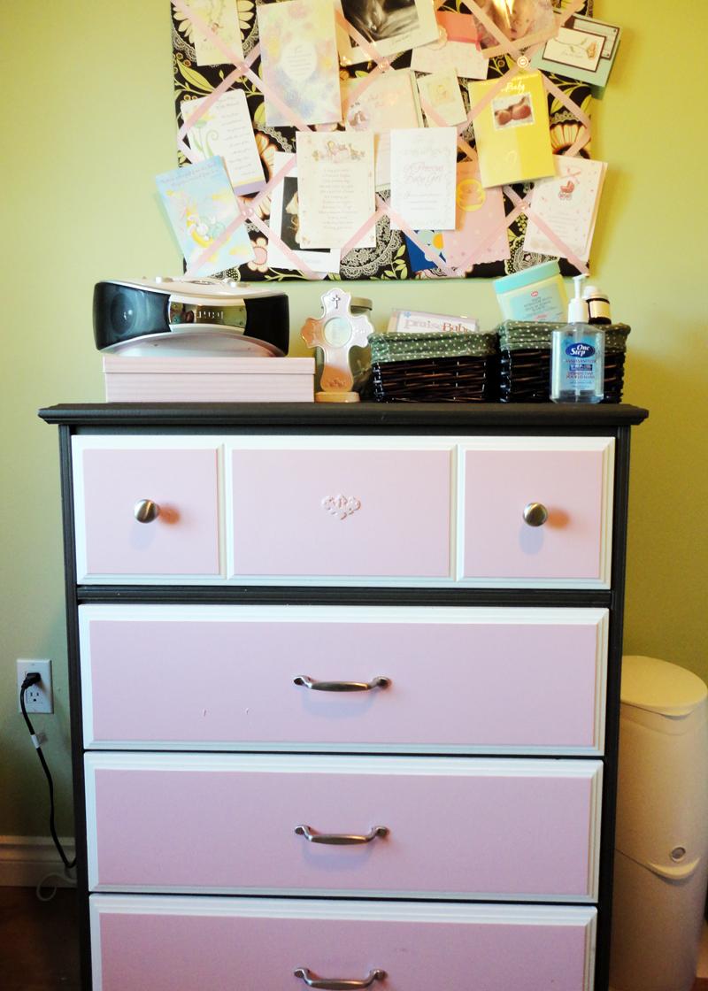 Paint a Boutique Dresser