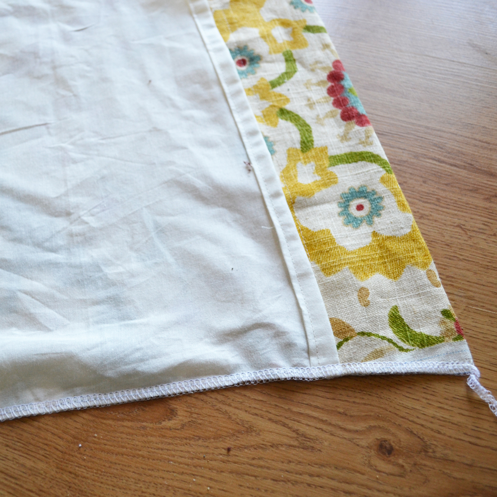Sew Designer Drapes the Easy Way by The DIY Mommy