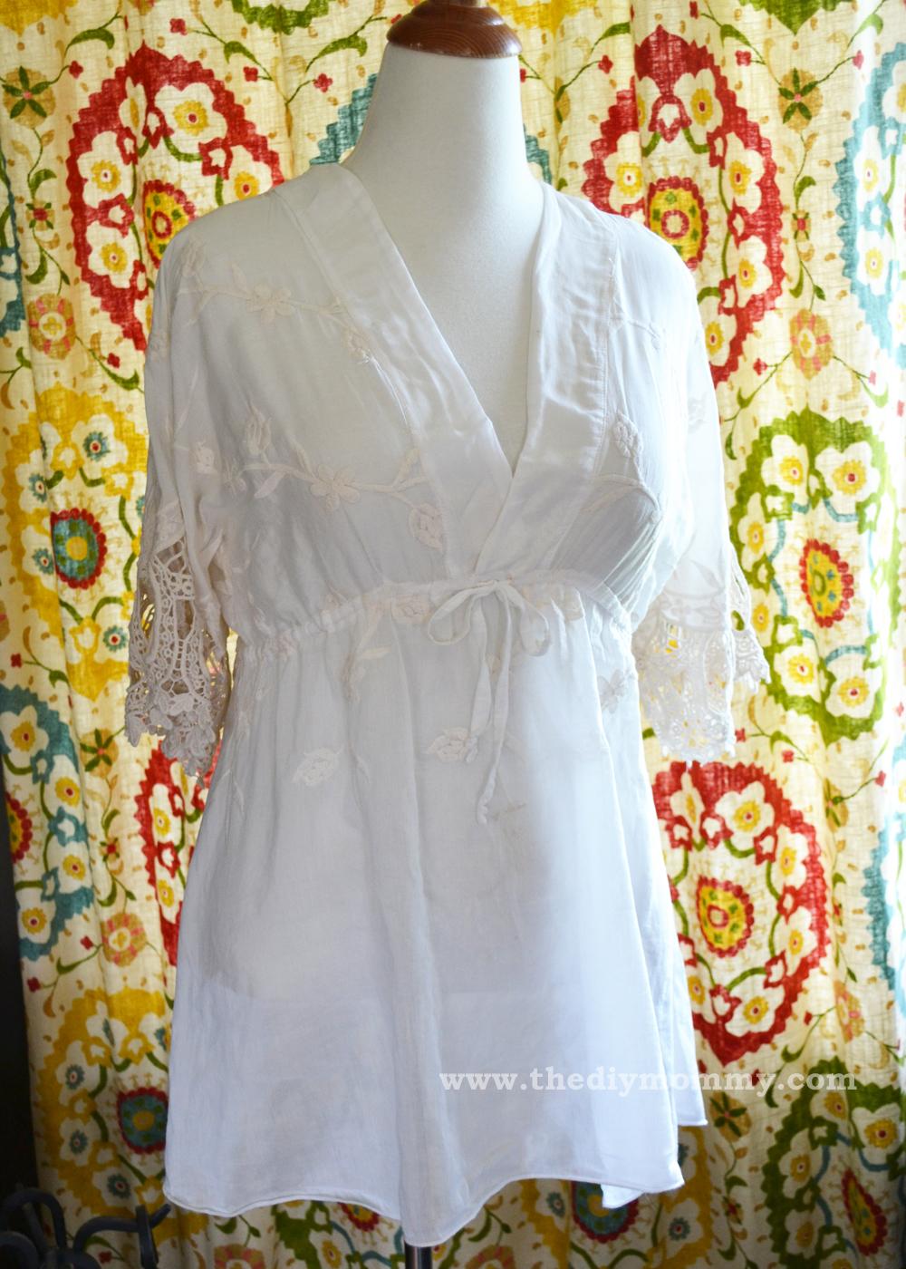 Sew a Boho Blouse — A Simplicity Pattern Review