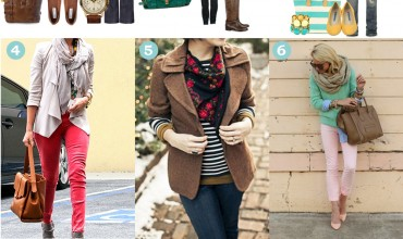 9 Favourite Fall Fashion Styles for The DIY Mommy