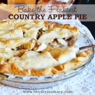 Bake the Flakiest Country Apple Pie