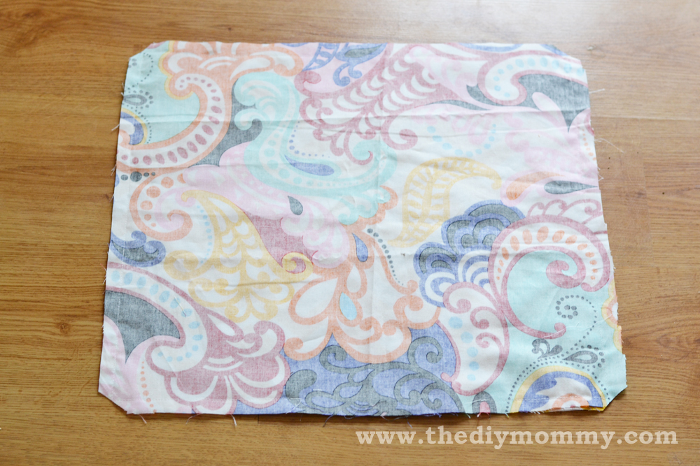sew a throw pillow cover – the easy way! | the diy mommy Diy Throw Pillow Covers