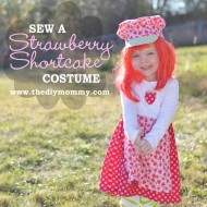 Sew a Strawberry Shortcake Costume
