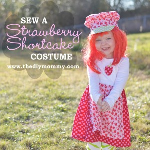 Sew a Strawberry Shortcake Costume