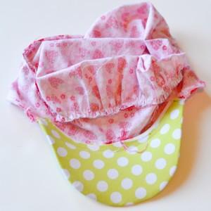 Sew a Strawberry Shortcake Costume - The Hat