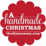Commit to A Handmade Christmas This Year with The DIY Mommy