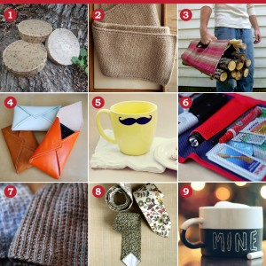A Handmade Christmas: DIY Gifts for Men