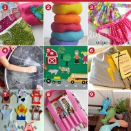 A Handmade Christmas: DIY Toddler Gifts