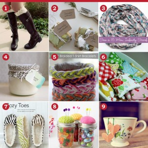 A Handmade Christmas: DIY Gifts for Women