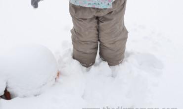 Snow Day by The DIY Mommy