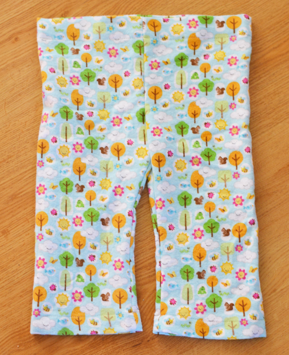 photo regarding Printable Pajama Pants Pattern referred to as Sew Basic Pajama Trousers for Youngster (or Everybody Else inside of Your Loved ones!)