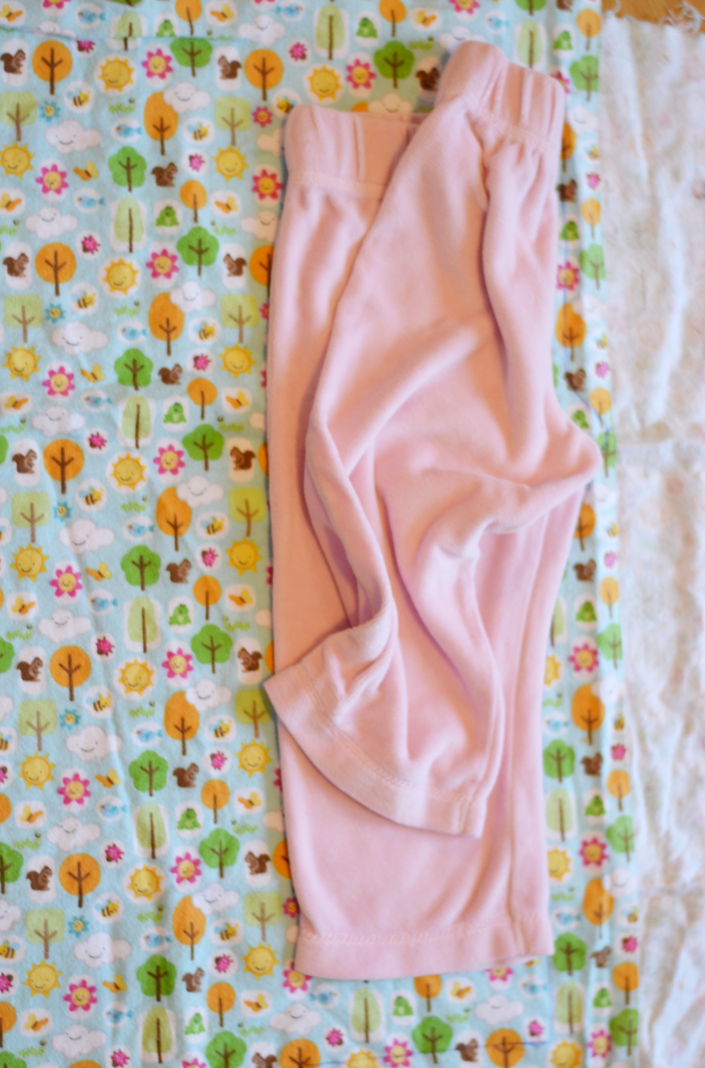Sew Easy Pajama Pants For Baby Or Anyone Else In Your