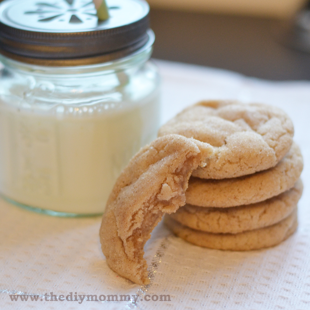 Bake Spicy Sugar Cookies by The DIY Mommy