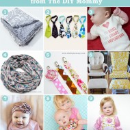 9 Favourite Tutorials of 2012 from The DIY Mommy