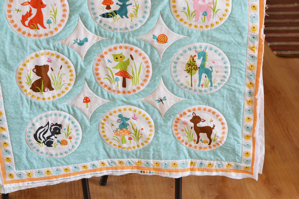 Sew an Easy Beginner's Baby Quilt | The DIY Mommy : quilt making for dummies - Adamdwight.com