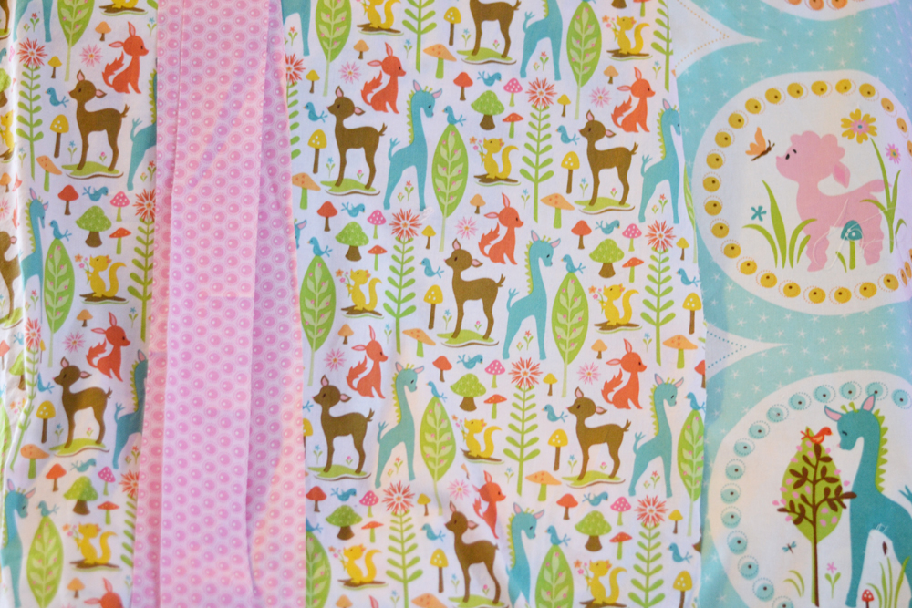 Sew and Easy Beginner's Baby Quilt by The DIY Mommy