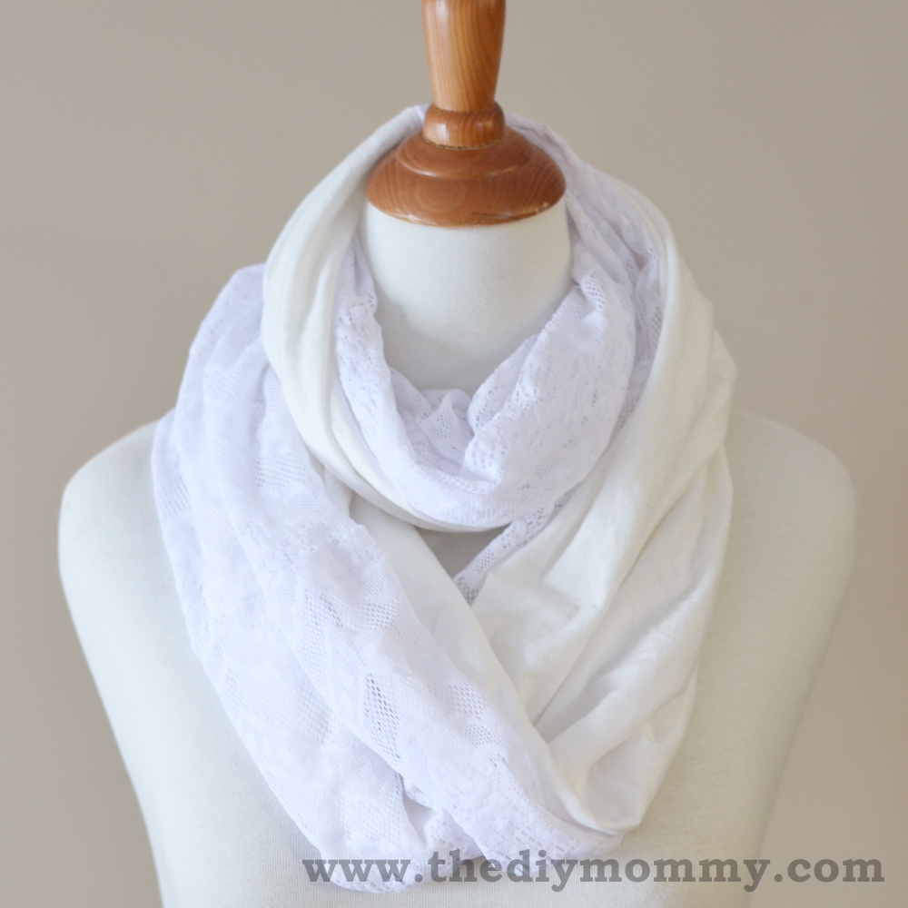 Sew the 15 Minute Infinity Scarf in 3 More Ways: Striped, Woven ...