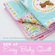 Sew an Easy Beginner's Baby Quilt