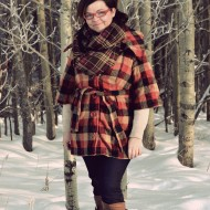 Wear Plaid (and More Plaid) This Winter – Petite Curvy Mom Style