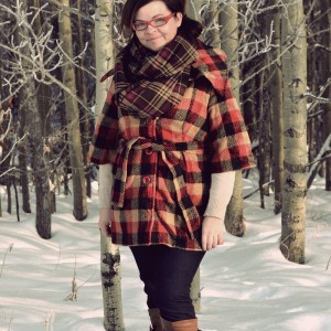 Wear Plaid (and More Plaid!) this Winter by The DIY Mommy