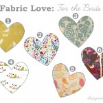 Fabric Love: Favourite Bird Fabrics by The DIY Mommy