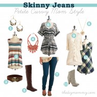 Can curvy moms wear skinny jeans? – Petite Curvy Mom Style