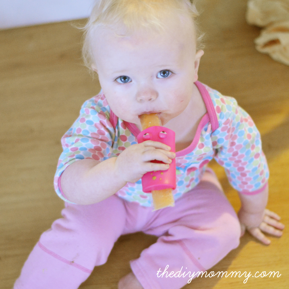 Teething Remedies and Pain Relief on The DIY Mommy
