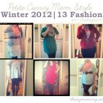 Winter 2012/2013 Fashion on Instagram - Petite Curvy Mom Style by The DIY Mommy