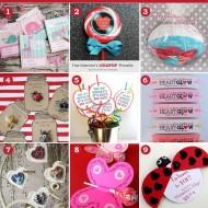 9 Favourite Free Valentine Printables