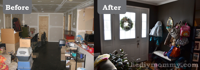 Living Small in our Garage House by The DIY Mommy