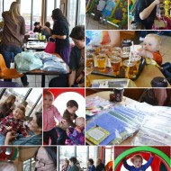 """A """"Busy Bag"""" Swap Party (with tons of great links to toddler busy bag ideas!)"""