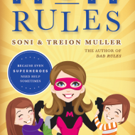 Mom Rules: Because Even Superheroes Need Help Sometimes – Book Review & Giveaway
