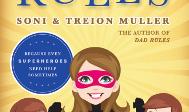 Mom Rules - a wonderful little book that will inspire moms!