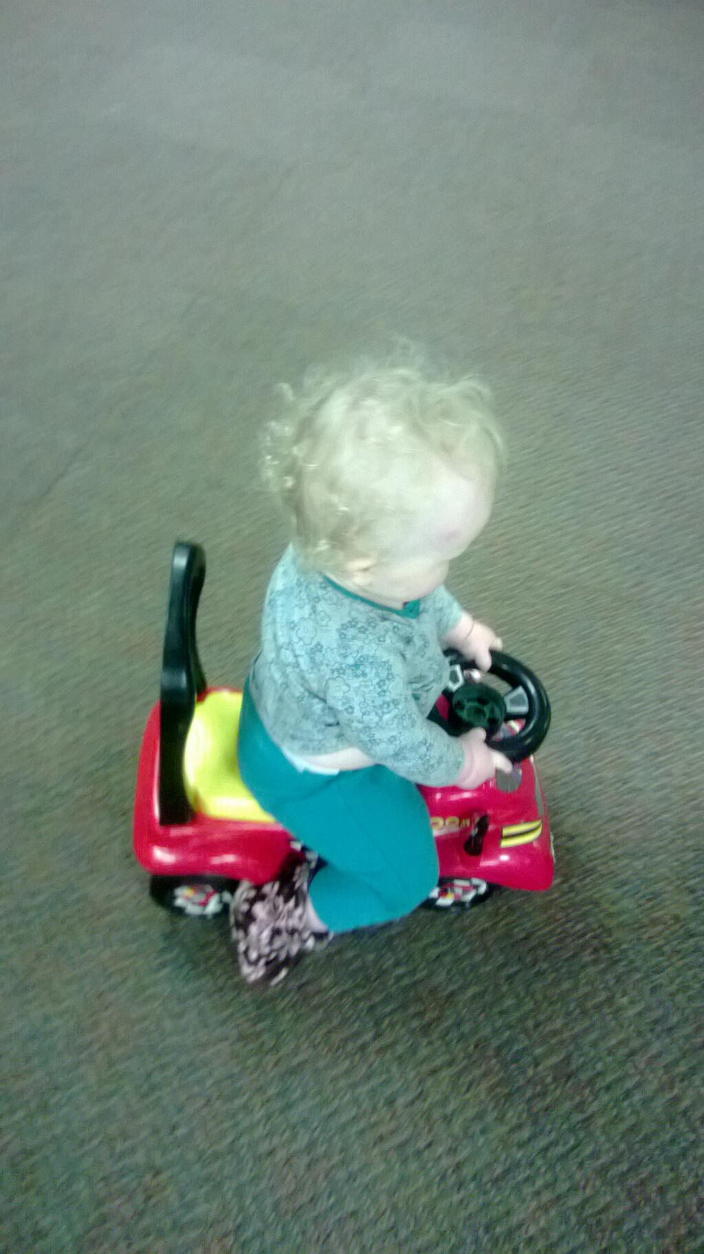 Driving Baby