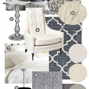Mood Board: Rustic Glam Master Suite Retreat – Our DIY House