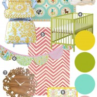 Mood Board: Sunny Woodland Nursery – Our DIY House