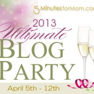 The DIY Mommy Does The Ultimate Blog Party 2013