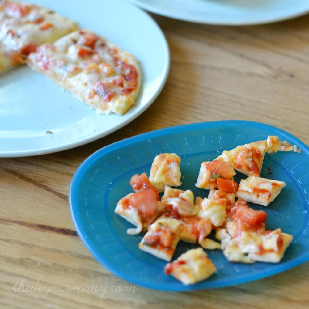 Handmade Bruschetta on Flatbread: Two Family-Friendly Ways - The DIY Mommy