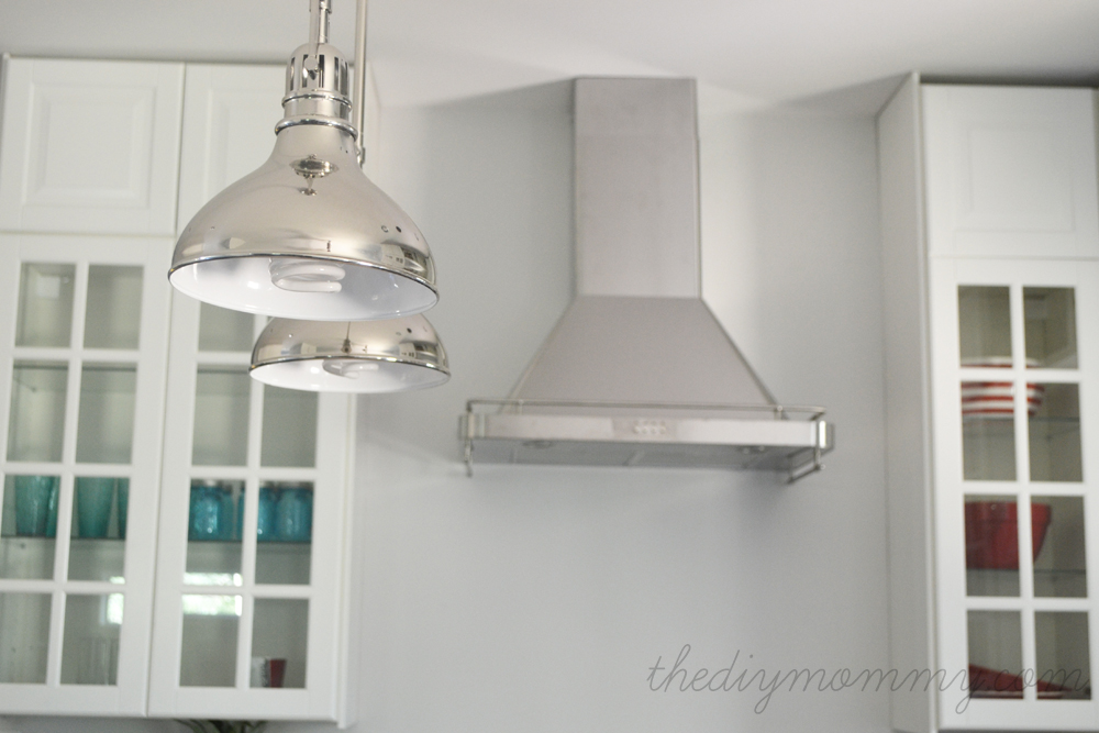 Our DIY House - Kitchen - The DIY Mommy