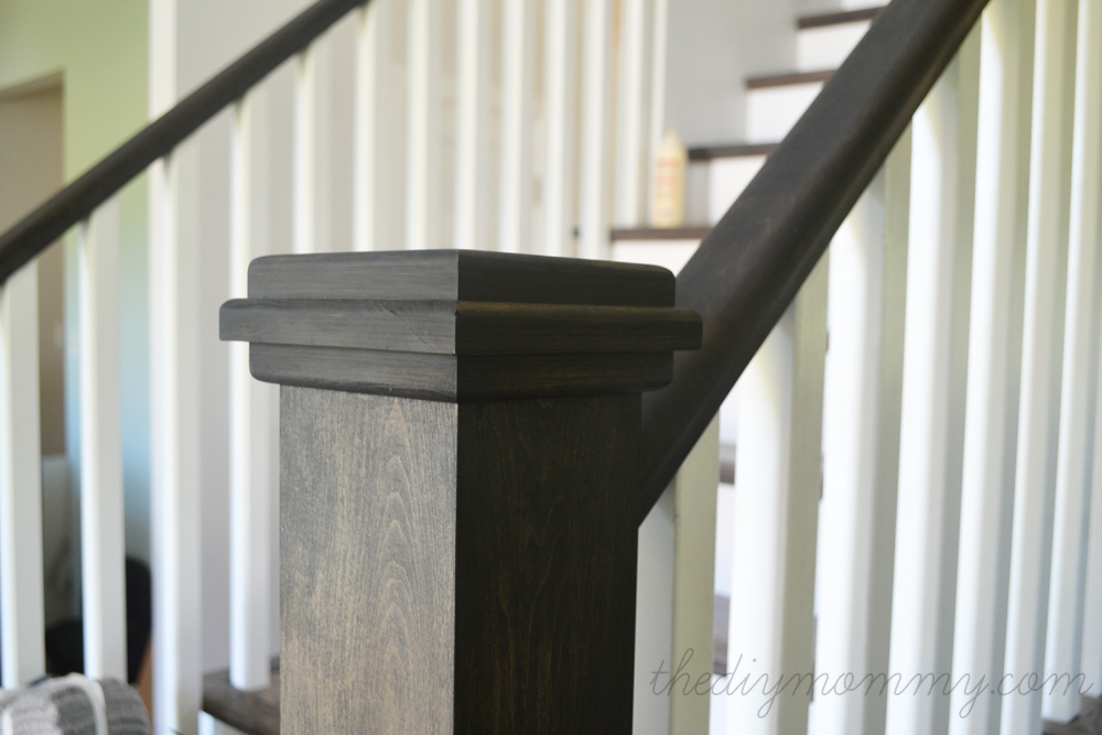 Super Finishing our Stair Railings (+ More Peeks at Our Almost-Finished  SB17