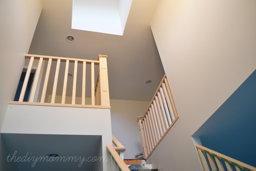 our diy house craftsman staircase the diy mommy