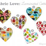 Fabric Love: Laminated Cotton Fabrics for a great price!