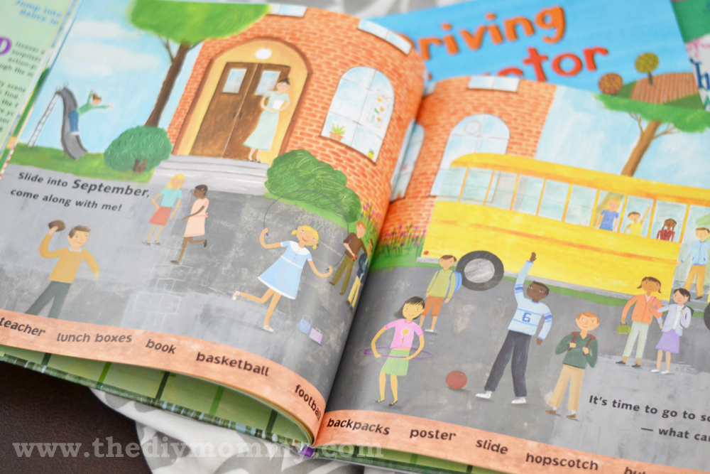 Barefoot Books - The DIY Mommy