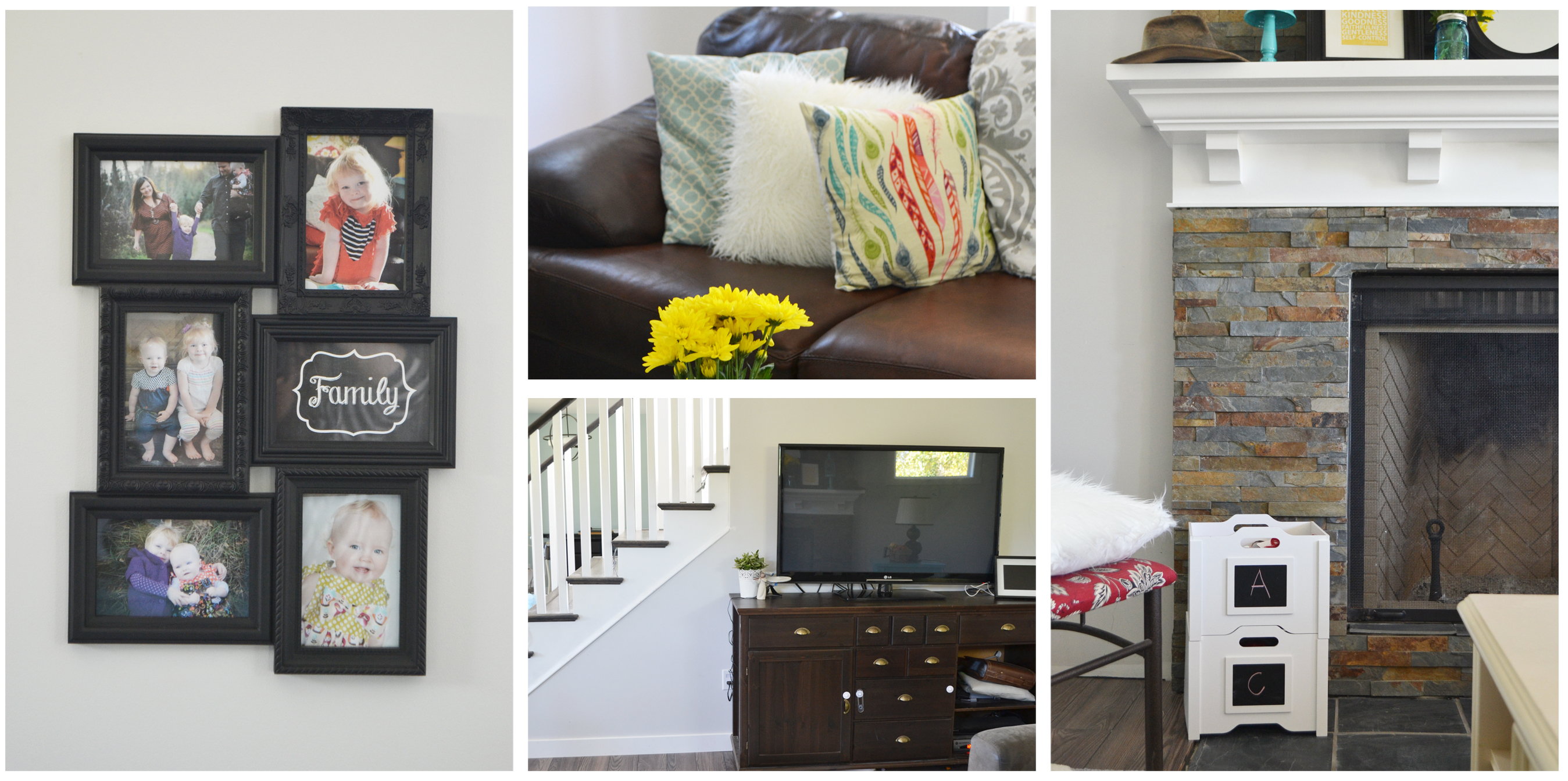Our Rustic Glam Farmhouse Living Room Our Diy House