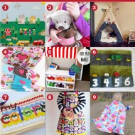 A Handmade Christmas: More DIY Toddler Gifts