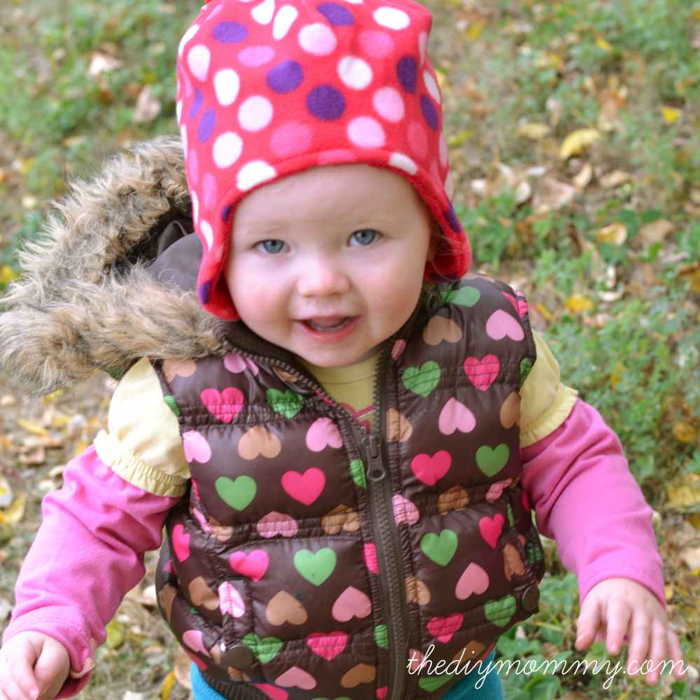 Go on a Fall Nature Hunt - The DIY Mommy