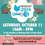 WeeStock 2014 Indie & Boutique Baby Show in Edmonton Area